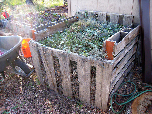 How To Make Compost At Home Composting