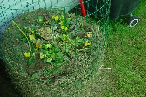 Wire Composter